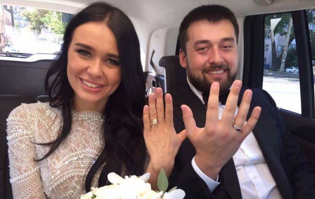 Весілля сина Луценка: з'явилися фото з таємній церемонії