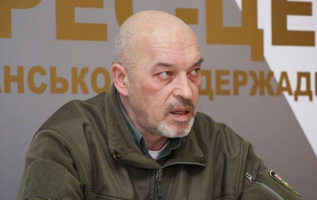 Тука: розмінування Луганської області може зайняти близько 10 років