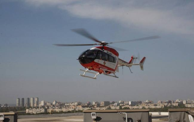 Фото: Вертоліт (facebook.com/MNS.GOV.UA)