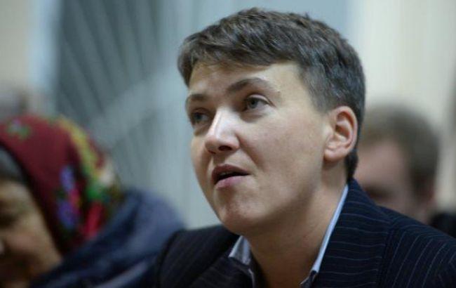 """Савченко виключили з фракції """"Батьківщина"""""""