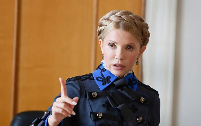 Тимошенко нашла способ отнять Крым уРоссии