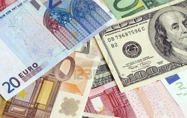 Курс долара на міжбанку в 12:22 у продажу впав до 21,55 грн/дол., - ІнтерБізнесКонсалтинг