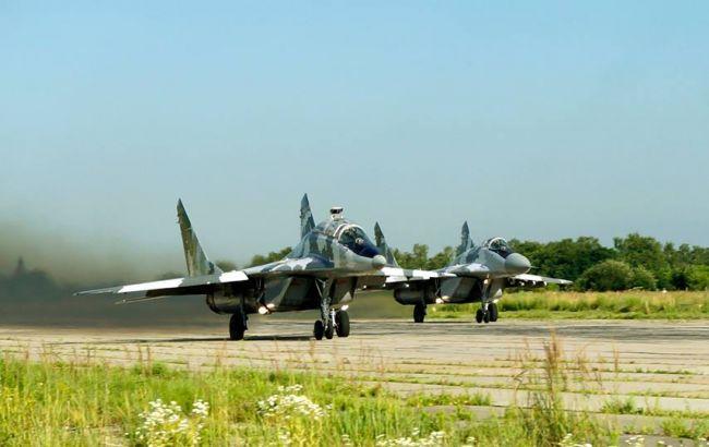 Україна привела в бойову готовність більшу частину Повітряних сил
