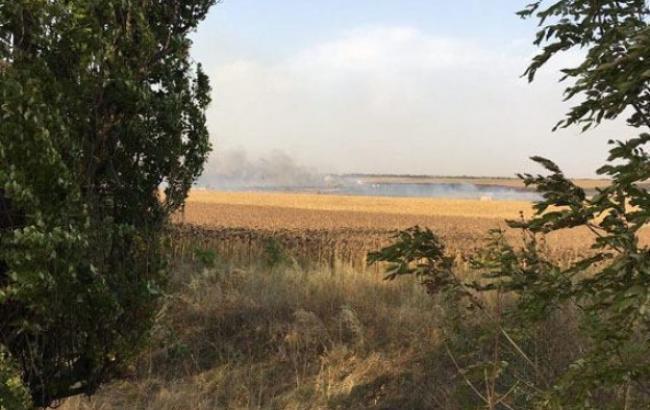 У Донецькій області на складах боєприпасів сталися вибухи