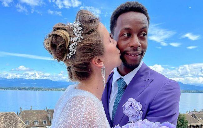Еліна Світоліна вийшла заміж: історія кохання яскравої спортивної пари у фото