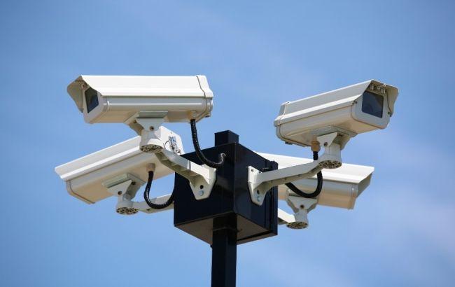 Фото: камеры наблюдения