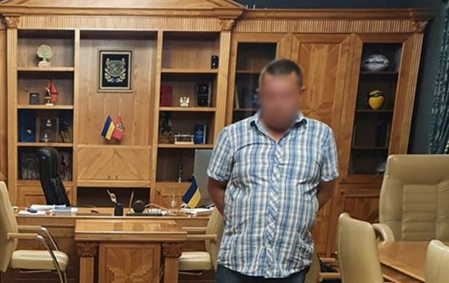 Справа про мільйонний хабар: заступник голови Харківської облради вийшов під заставу