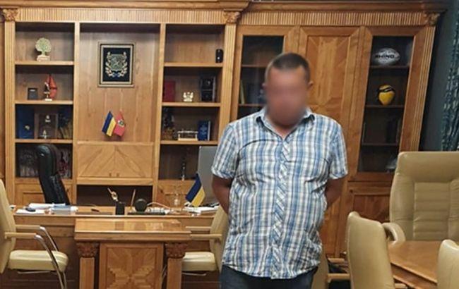 Замглаве Харьковского облсовета сообщили о подозрении