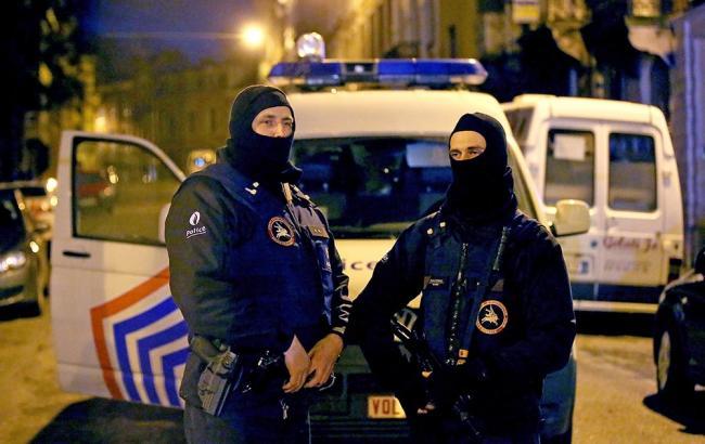 Фото: бельгійські силовики затримали ще 2 можливих пособників вчинення терактів в Парижі