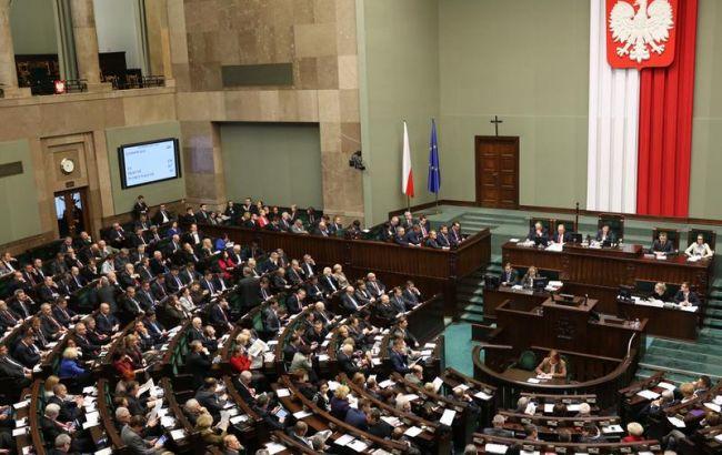 В Польше завтра пройдут парламентские выборы