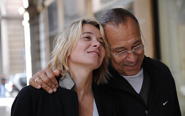Фото: Юлія Висоцька та Андрій Кончаловський (instagram.com/juliavysotskayaofficial)