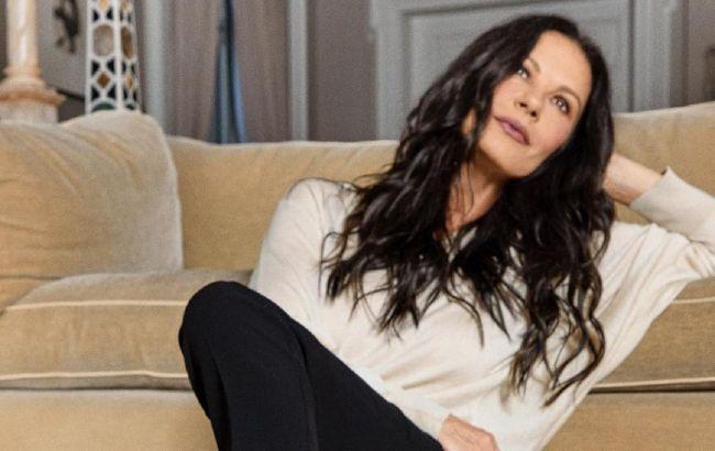 Идеал: 51-летняя Кэтрин Зета-Джонс восхитила цветущим внешним видом