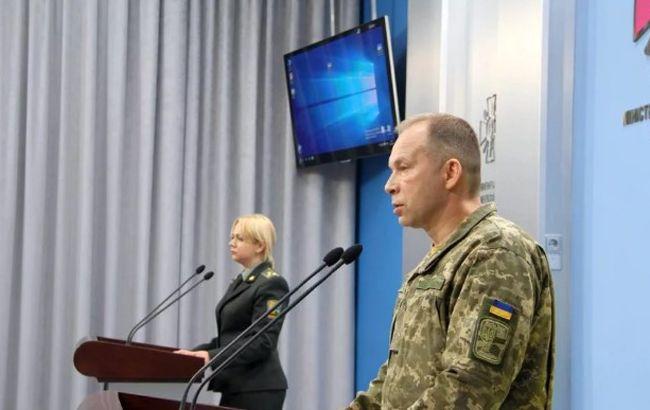 Командувач ООС заявив про ігнорування бойовиками режиму перемир'я