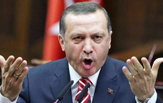 Фото: Реджеп Эрдоган взял контроль над армией