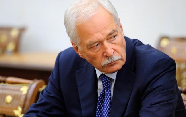 Признание ЛНР и ДНР не стоит на повестке дня, - Грызлов