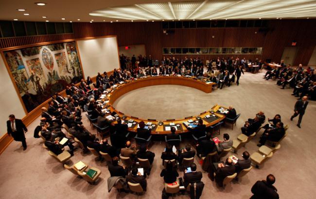 Росія наклала вето на проект резолюції ООН по Сирії