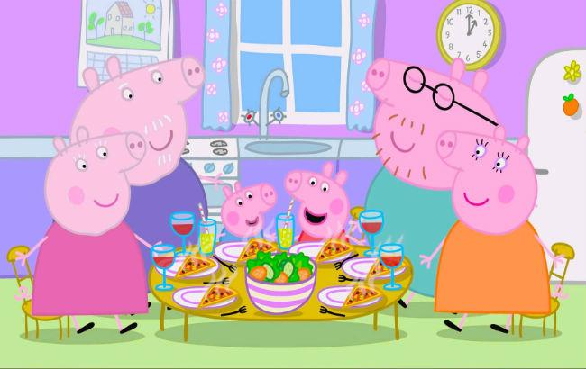 Свинка Пеппа, 3 сезон: все серії поспіль дивитися онлайн