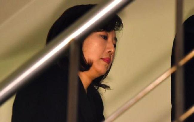 Коррупционный скандал в Южной Корее: арестована министр культуры