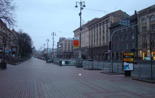 Фото: у День гідності і свободи у центрі Києва буде обмежено рух