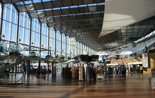 Фото: аеропорт у Стокгольмі