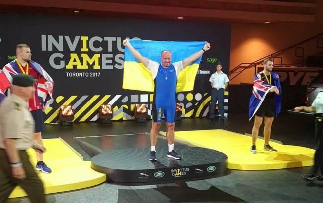"""Украинец выиграл еще одно золото на """"Играх непокоренных"""""""