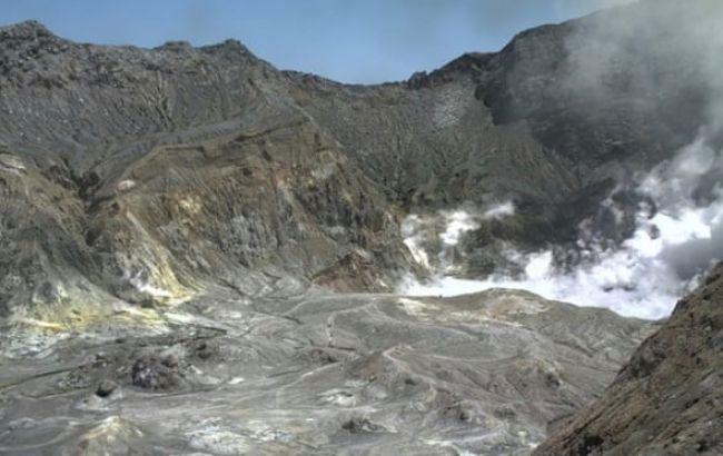В Новой Зеландии началось извержение вулкана, пострадали 20 людей