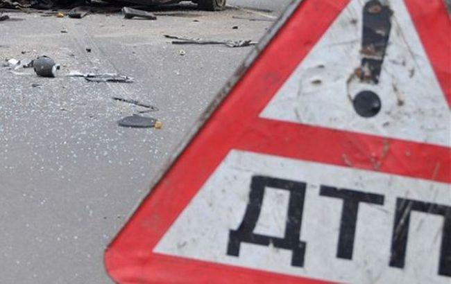 Вблизи Ровно маршрутка влетела в грузовой автомобиль: трое пассажиров погибло