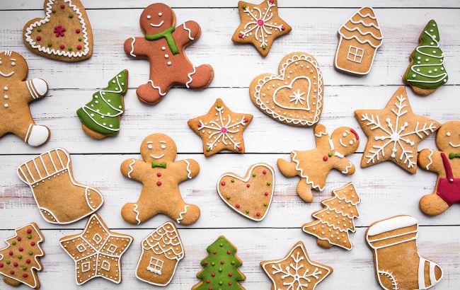 """Печиво """"Чоловічки"""" до Дня Святого Миколая: простий покроковий рецепт"""