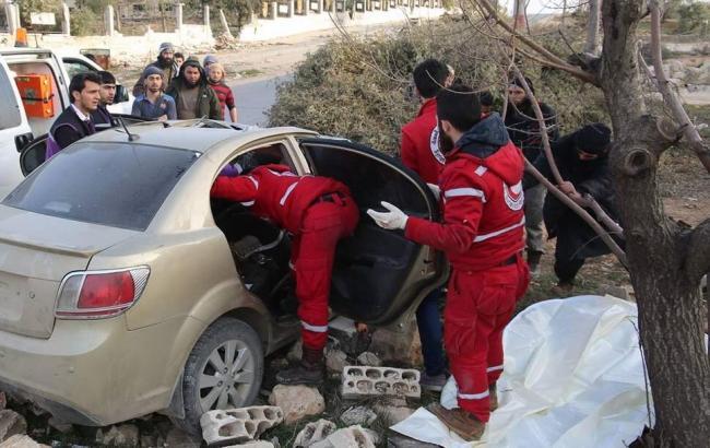 СМИ проинформировали обуничтожении вСирии заместителя лидера «Аль-Каиды»