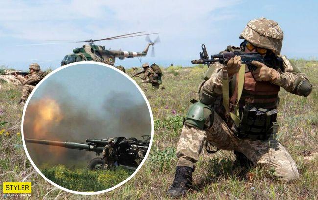 """ВСУ отбили """"атаку врага"""" Украины: зрелищные видео от наших воинов"""