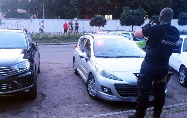 В Черкассах иностранцы устроили стрельбу