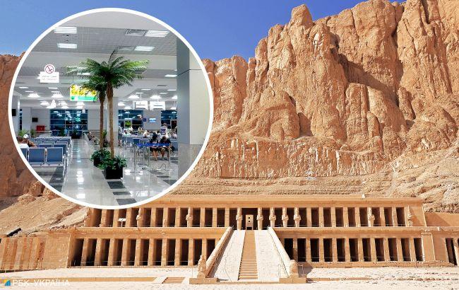 Визы и туристическая полиция. У украинки возникли сложности в аэропорту Египта: что известно