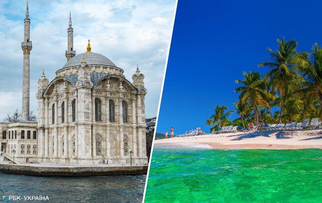 На море в любой момент: лучшие курортные страны, куда можно ехать без ПЦР-тестов