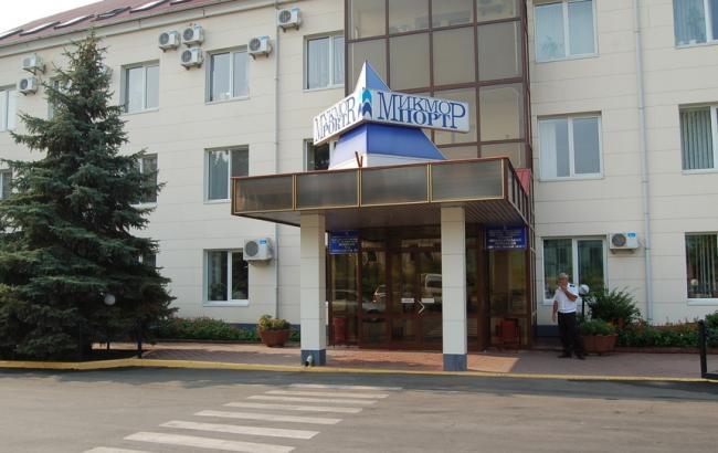 Фото: Николаевский морпорт