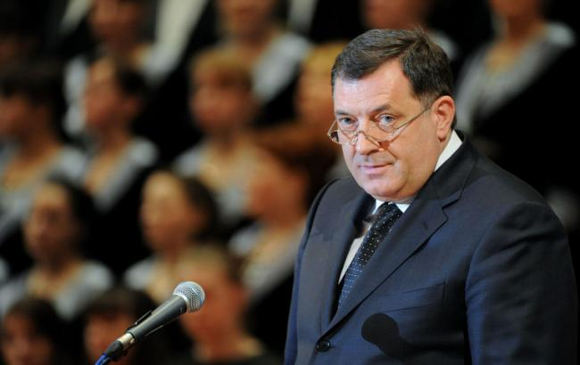 Проводник боснийских сербов планирует референдум оботделении отБоснии