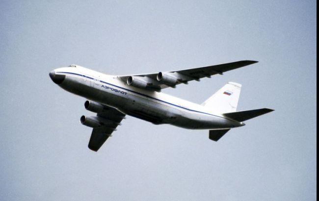 Пограничники обнаружили самолет РФ на админгранице с Крымом