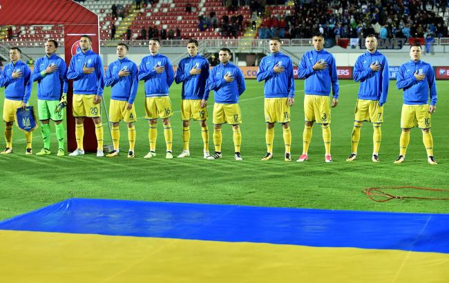 Сборная Украины обыграла команду Словакии втоварищеском матче