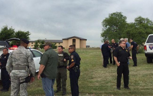 Фото: техасская полиция