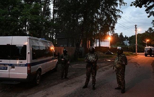 МВД сообщило о«ликвидации» правонарушителя  вПодмосковье