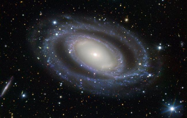 Фото: Галактика NGC 7098 (ESO)