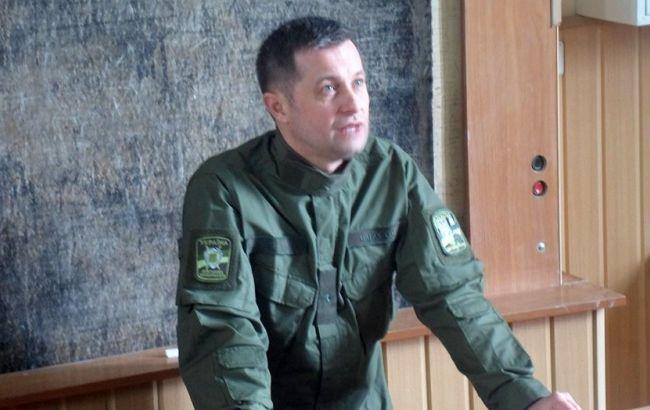 Новый военный прокурор сил АТО не служил в армии и ездит на Harley