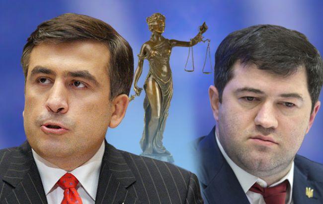Насиров против Саакашвили: есть дело на миллион