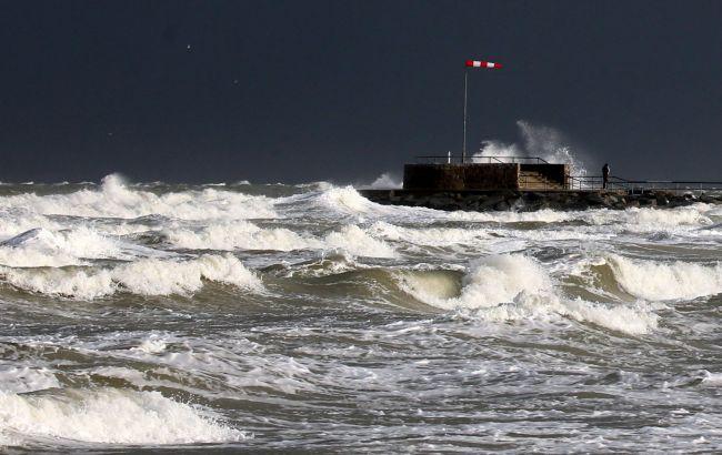 Насевере Германии объявлен режимЧП из-за урагана