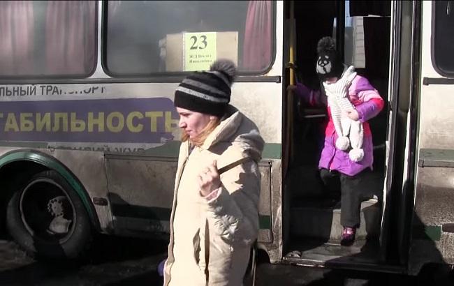 Завтра эвакуированные граждане Авдеевки начнут возвращаться домой
