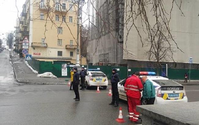 Фото: патрульные наряды в центре Киева