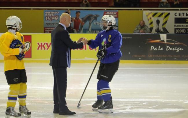Одеса вперше в своїй історії прийматиме юніорський Чемпіонат світу з хокею