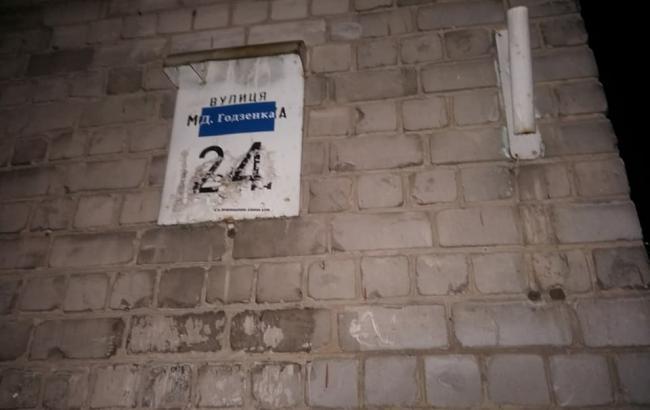 """Киевляне самостоятельно """"переименовали"""" Московскую улицу в честь погибшего АТОшника"""