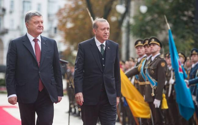 Турция непризнает Крым русской  территорией— Реджеп Тайип Эрдоган