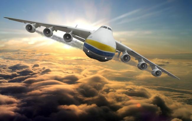 """Фото: Ан-225 """"Мрія"""" (ua.wallpapers-fenix.eu)"""