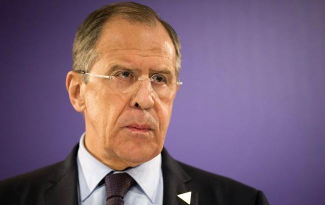 Лавров пригрозив, що Росія не зніме санкції проти ЄС до виконання мінських угод